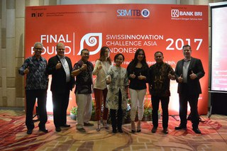 Swiss Innovation Challenge Asia 2017- Final Round