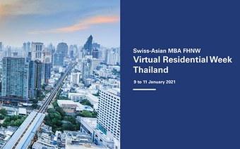 Virtual Residential Week Thailand