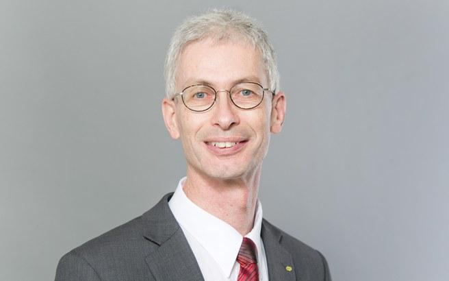Professor Jürg Christener, Direktor Hochschule für Technik FHNW