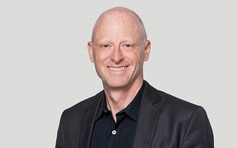 Portrait of Holger Schmid