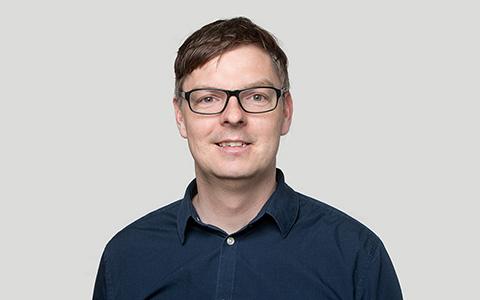 Portrait of Stefan Schnurr