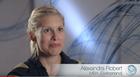 Alexandra Robert, MBA graduate from Switzerland, talking about the programme (Testimonial Video )