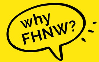 Why choose FHNW