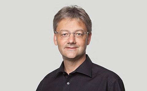 Portrait of Daniel Gredig