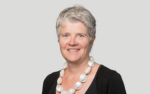 Portrait of Regula Kunz