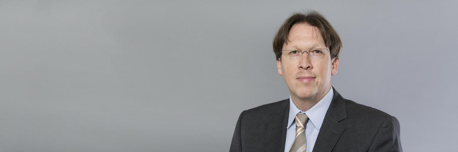 Prof. Dr. Arne Wahlen