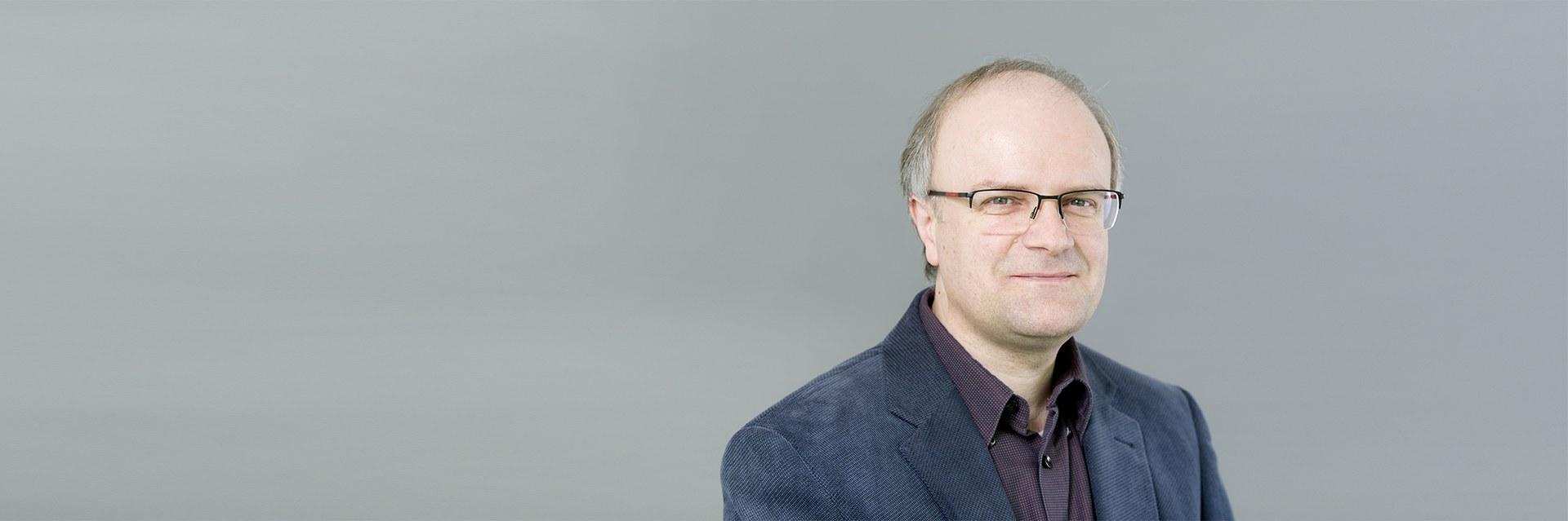 Prof. Dr. Frédéric Vogel