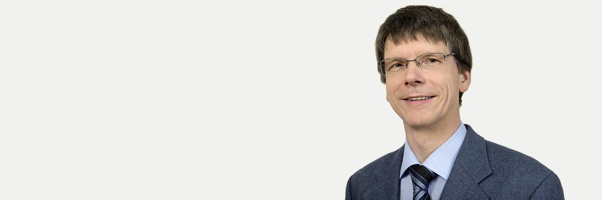 Prof. Dr. rer. nat. Martin Sander