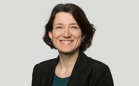 Portrait of Susanne Bachmann