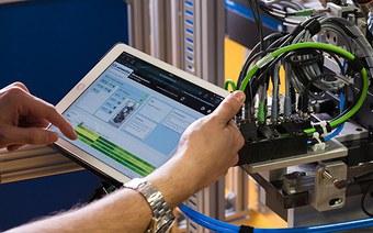 Centre de compétence pour la numérisation et l'industrie 4.0