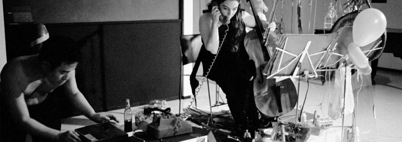 Distant Musicking