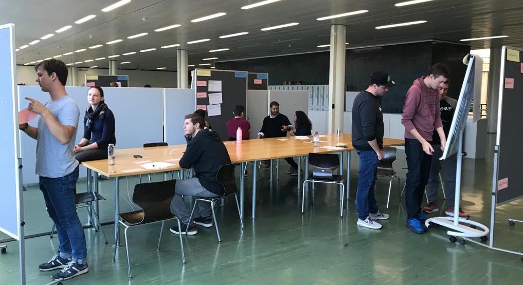 Projekt 1 - flipped classroom