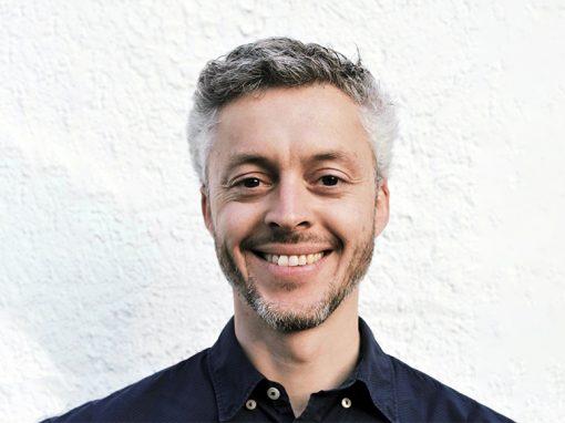 Pfarrer Mathias Bänziger