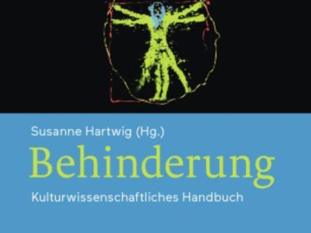 Titelbild Handbuch Behinderung