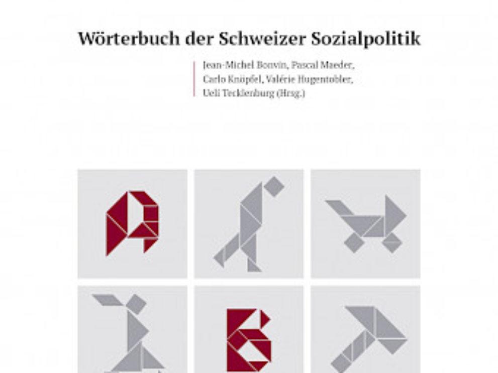 Titelbild Wörterbuch der Schweizer Sozialpolitik