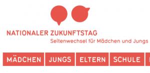 Logo Nationaler Zukunftstag