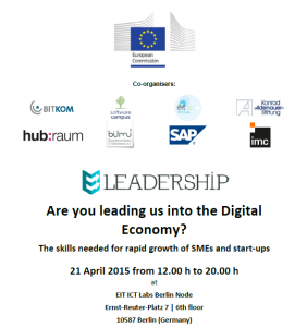 Are you leading us into the digital economy?