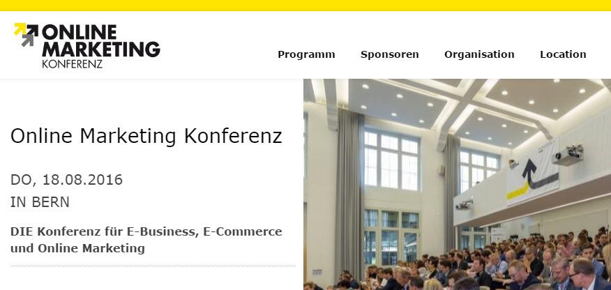 OMK 2016 Referat Prof. Dalla Vecchia zu Marketing Automation