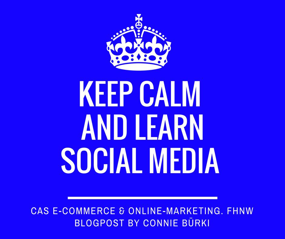 Social Media Marketing mit Prof. Dalla Vecchia. By Connie Bürki