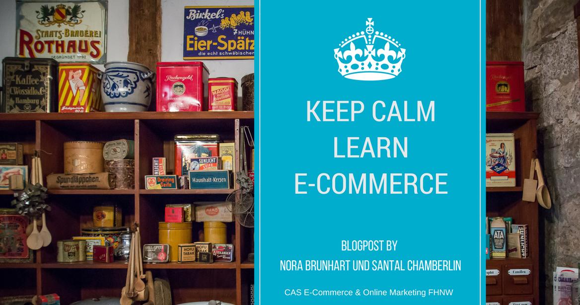 CAS E-Commerce & Online-Marketing FHNW: Nora Brunhart und Santal Chamberlin. Prof. Martina Dalla Vecchia