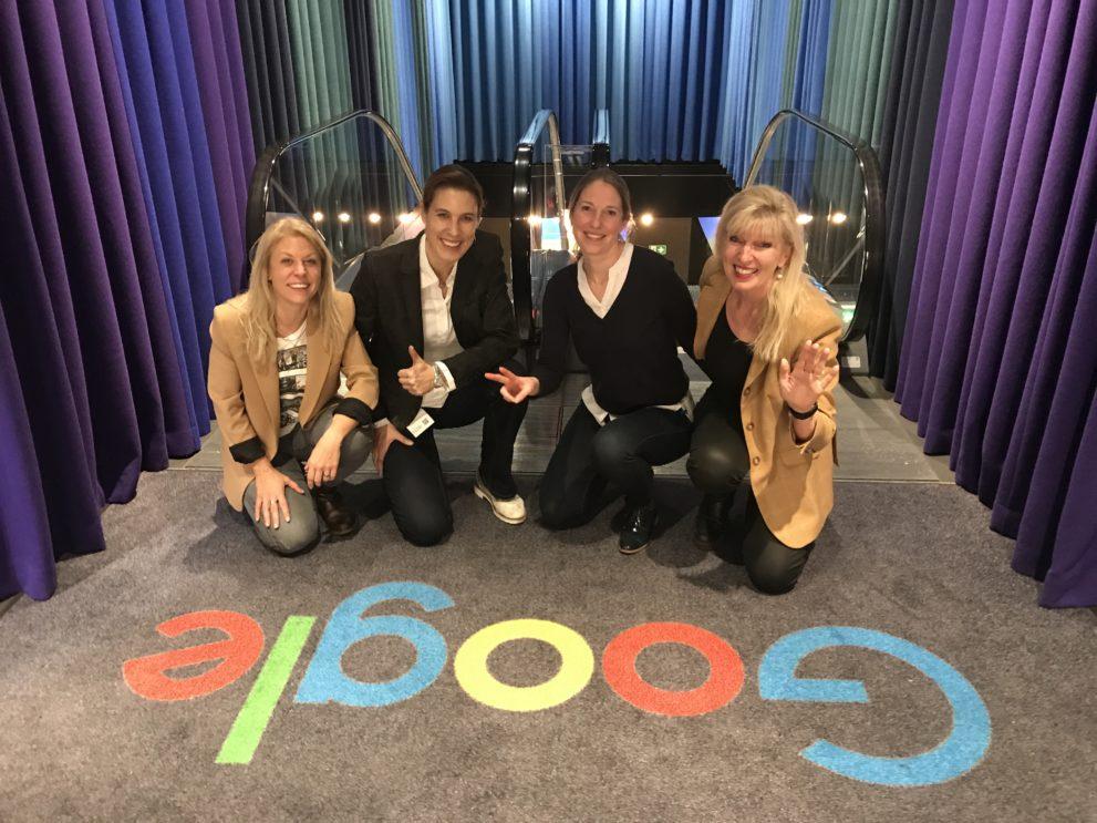 Frauenpower am CampusTalk Data Driven Marketing